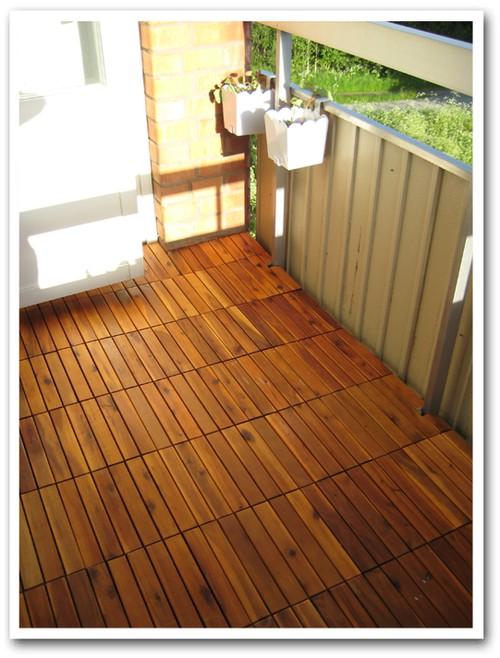 Välkända Vår balkong | Inspirera Mera CF-08
