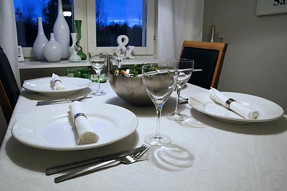 middag chinesse stora tuttar