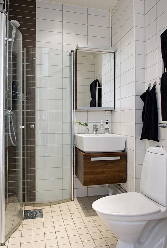 Tips till små badrum Inspirera Mera