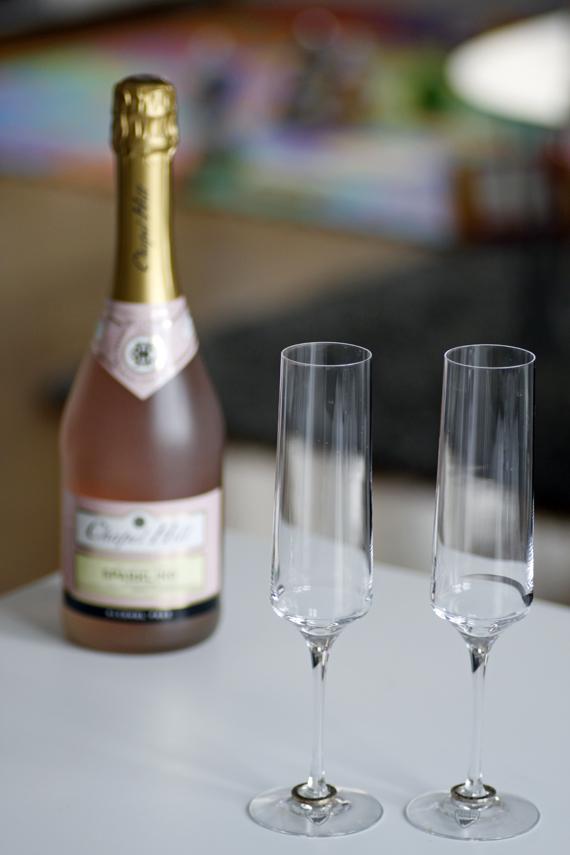 inspirera mera fira eva attling chamagneglas inredning inredningsblogg