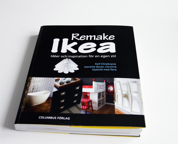 remake ikea inspirera mera inredningsblogg inredning bok pyssel