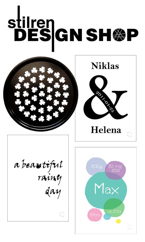 inspirera mera inredning bricka rund rabatt erbjudande stilren design shop tryck posters poster grafiska grafiskt webshop webbshop
