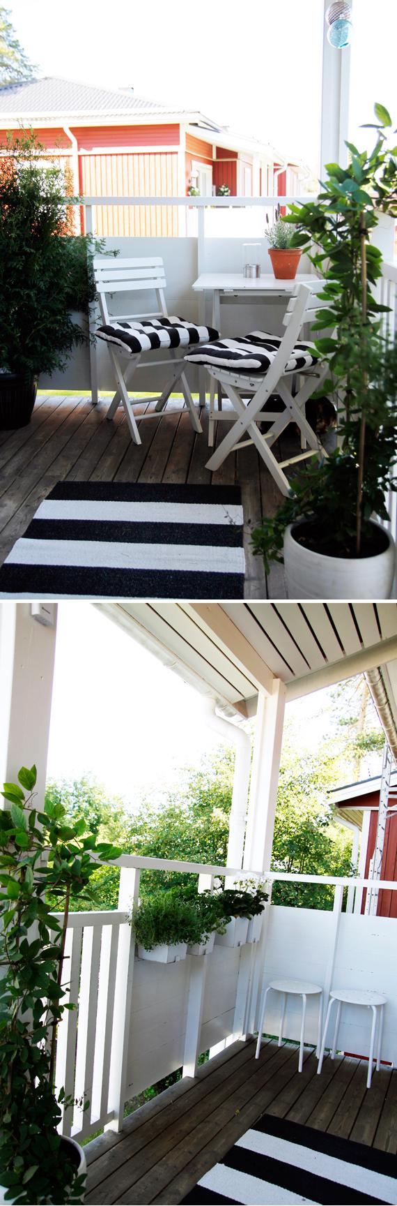 inspirera mera inspireramera inredning blogg balkong växter tips inredningsblogg