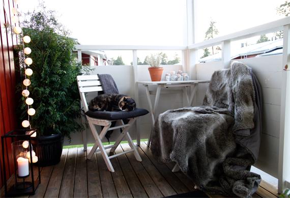 balkong höst host inspireramera inspirera mera trend blogg inredning inredningsblogg