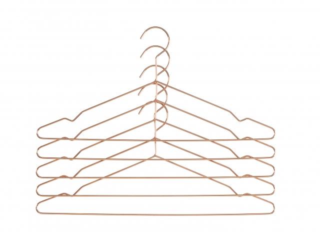 Hang copper inspirera mera inspireramera inredning blogg inredningsblogg hängare galge koppar trend