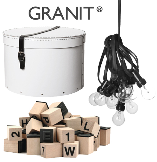 granit webbshop inspirera mera inspiration webshop tips inredning på nätet lansering