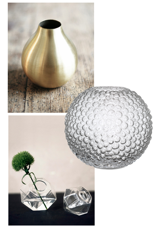 heta vaser senaste inspirera mera inspireramera inredning design blogg inredningsblogg mässing svenskt tenn vaser inspiration