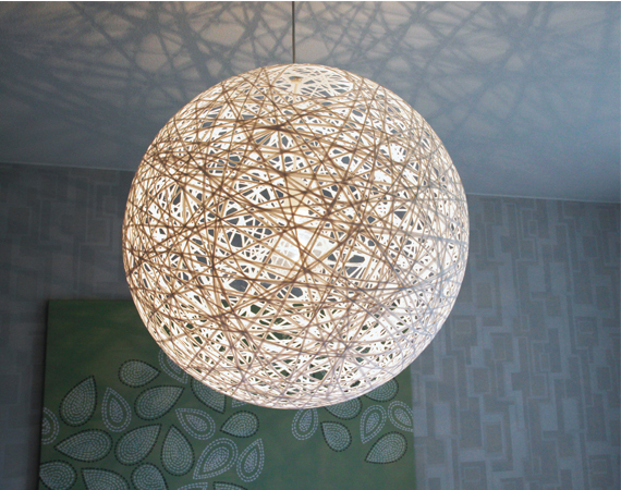 Diy random light lampa inspirera mera for Random diys