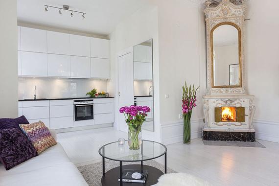 inspirera mera inspireramera inredning inredningsblogg kök kitchen modern old style