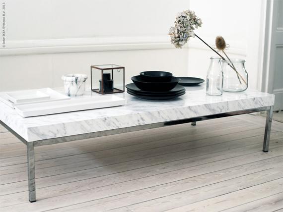 marmor inspirera mera inspireramera inredning blogg inredningsblogg soffbord ikea